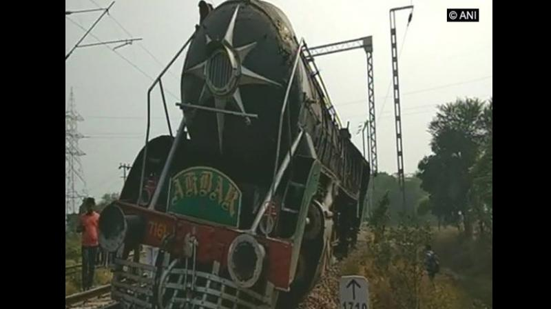 The engine was named after Akbar, the great Mughal emperor, and is 65-year-old. (Photo: ANI)