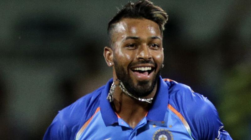 Pandya has played vital cameos for the team in the tournament and with the ball, he has looked to unsettle the batsmen with his quick bouncers. (Photo: AP)