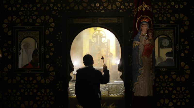 Intrinsic religiosity refers to religious behaviour driven by true belief (Photo: AFP)