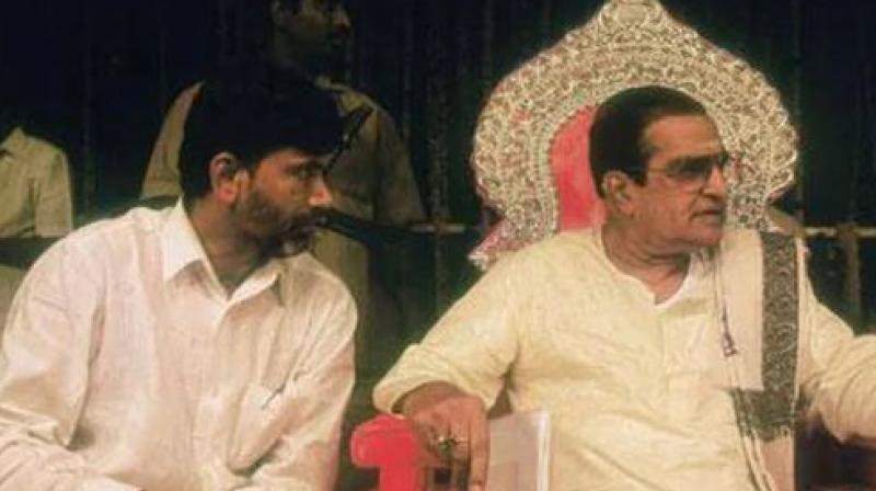 New Delhi, Telugu Desam Party, Congress, TDP-Congress alliance, Lakshmi Parvathi, NT Rama Rao, Rahul gandhi, N Chandrababu Naidu, 2019 Lok Sabha elections, Modi government,
