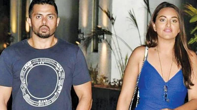 sonakshi sinha and rumoured boyfriend bunty sajdeh hit a rough patch