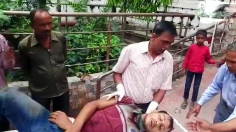 West Bengal Panchayat Elections 2018: 20 people were injured in a clash which broke out between two groups in Cooch Behar. (Photo: ANI | Twitter)
