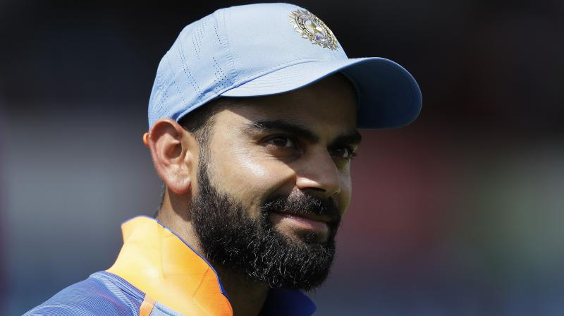 Kohli met with Madame Tussauds' team for the sitting process, where a group of talented world renowned artists flown in from London took over 200 measurements to create an authentic figure. (Photo: AFP)