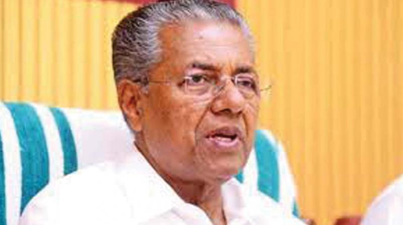 Chief Minster Vijayan, who also holds home portfolio, said that disciplinary action has been taken against 41 government employees and department-level action was initiated against 29 people. (Photo: File)