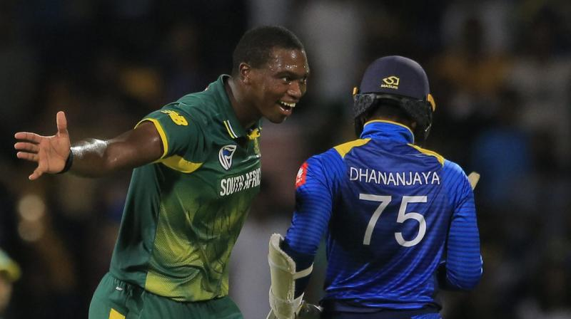 South Africa is bogged down by injuries as their lethal pacer Dale Steyn was ruled out of the tournament and Lungi Ngidi's inclusion will bolster the team's bowling attack.  (Photo: AP)