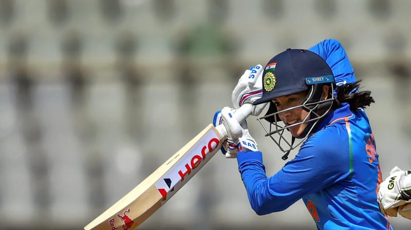 Indian women's team defeated England by seven wickets in the second ODI to take an unassailable 2-0 lead in the three-match series on Monday. (Photo: PTI)