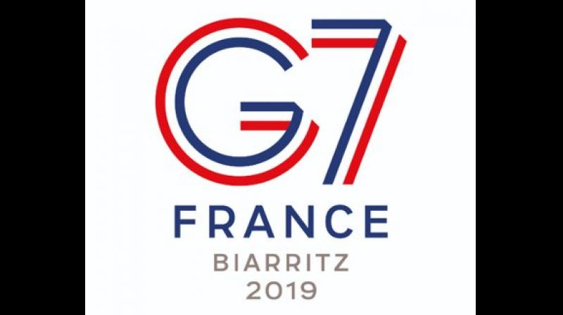 'Before I arrived in France, the Fake and Disgusting News was saying that relations with the 6 others countries in the G-7 are very tense and that the two days of meetings will be a disaster,' Trump wrote. (Photo: File)