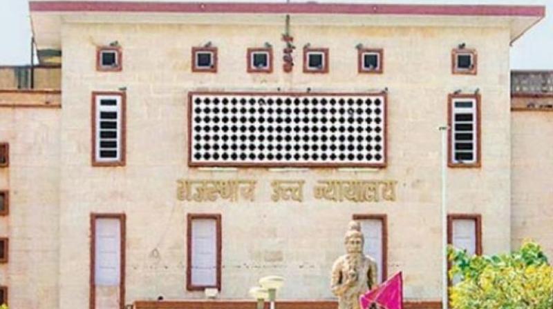 Rajasthan High Court (Photo: PTI)