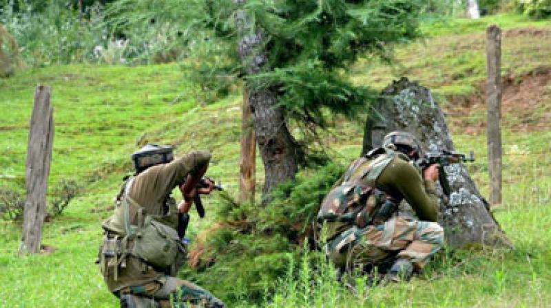 Kupwara Gunfight: Bodies of three militants recovered, SOG cop injured, says Army