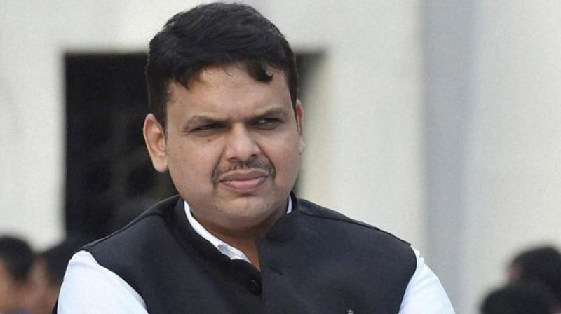 Fadnavis and his entourage, which included several senior BJP leaders, moved on without reacting to the jibes. (Photo: File)