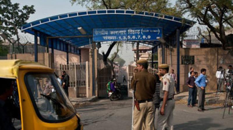 A Delhi court has sought the response of Tihar Jail authorities on Shamiun Rahman's complaint. (Photo: AFP/File)