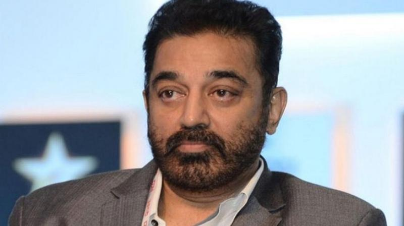 Haasan, in a weekly column on Thursday, took on the right-wing groups, saying that these outfits cannot deny the existence of 'Hindu terror'. (File photo)
