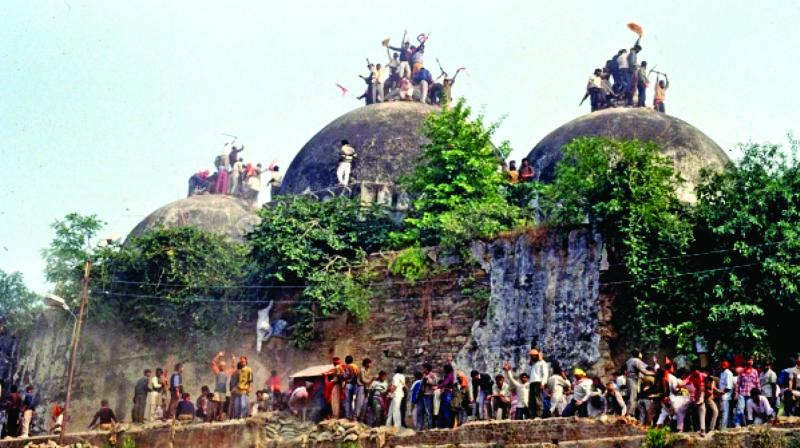 For Supreme Court, Ayodhya is a land dispute