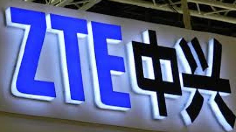 Acacia said its supply agreement with ZTE would remain suspended.