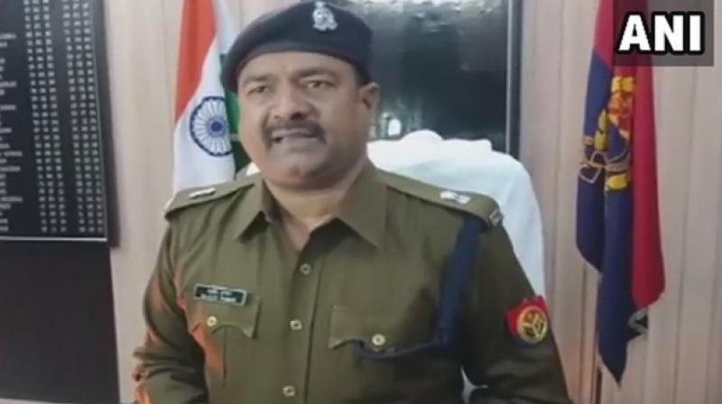 Alleging that it was a pressure tactic by the woman, SSP Rajesh Kumar asserted that action will be taken against the woman for trying to attempt suicide. (Photo: ANI)