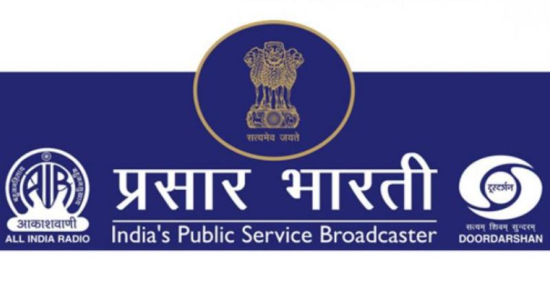 I&B ministry refuses salary to Prasar Bharati staffers