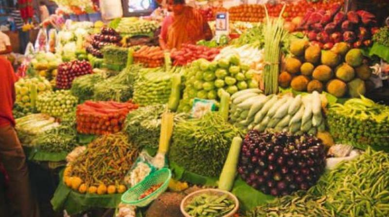 The measure of consumer price inflation, the CPI index, rose 5.21 per cent in December from a year earlier, the Ministry of Statistics said on Friday. (Representational image)
