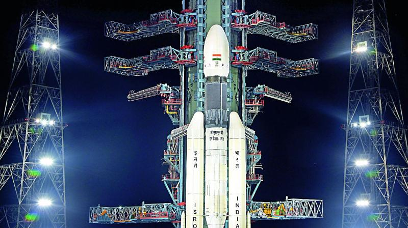 Countdown for Chandrayaan-2 mission begins at Sriharikota space centre
