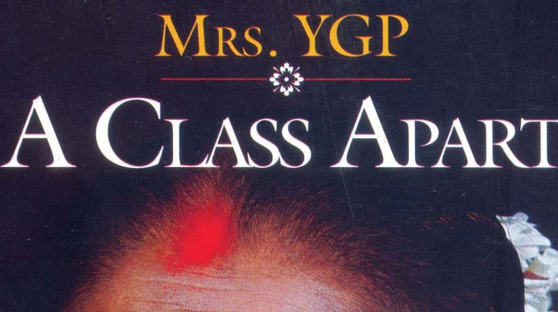 Mrs. YGP: A CLASS APART, BY LAKSHMI DEVNATH, Published by PSBB Alumni Association, Chennai, (first published in 2005)