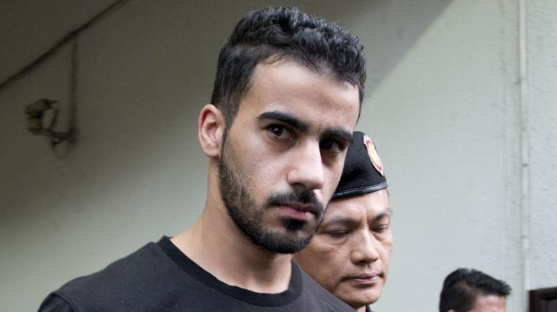 Human rights groups, soccer governing bodies and activists have pushed for Thailand to release al-Araibi, who plays for the semi-professional soccer club Pascoe Vale FC in Melbourne. (Photo: AP)