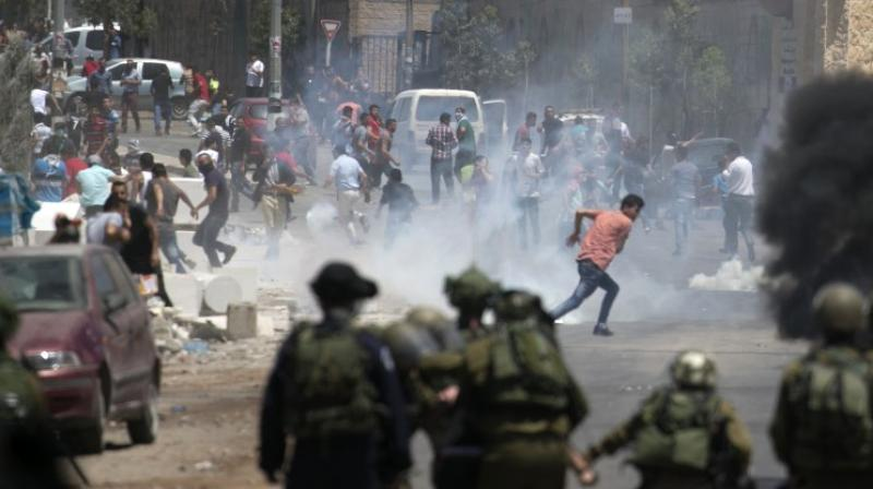 Palestinians, Israel in fresh flare-up