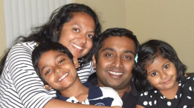 Bodies of missing Indian family members found in California river