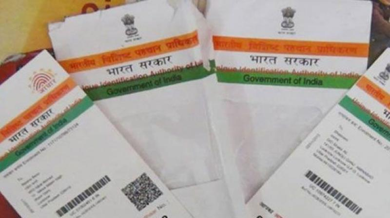 The Supreme Court, however, said Aadhaar will be necessary only for social schemes. (Photo: File)