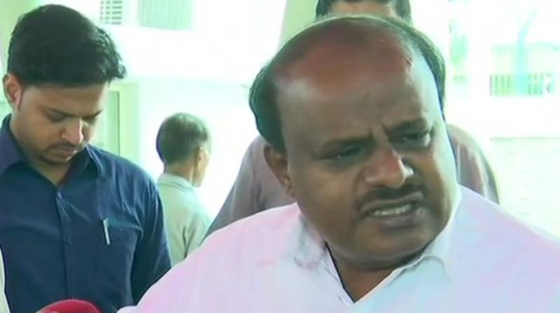 Plans are on to shift several offices, including the 'Krishna Bhagya Jala Nigam', to northern districts, Kumaraswamy said. (Photo: File)