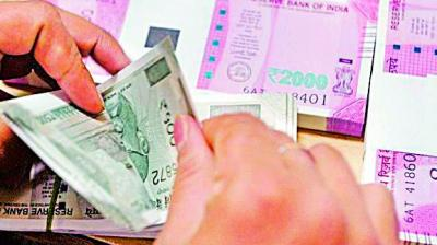 The Indian rupee on Monday had closed at 71.84 against the US dollar.