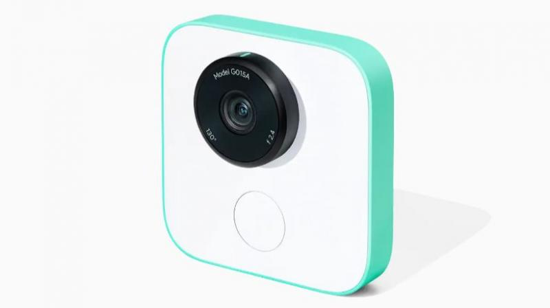 $249 Google Clips Camera Is Your Life Long Personal Photographer