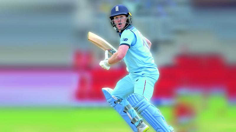 Eoin Morgan Morgan debuted for Ireland when he was 16, but the 32-year-old — who has an English mother — switched allegiances to England in 2009. He became the ODI captain just before the last World Cup and is now England's most-capped one-day player.