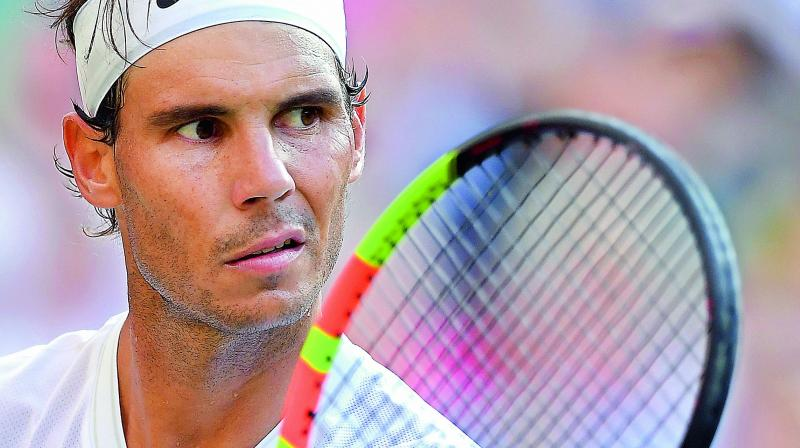 I am sad for the loss because for me it was another opportunity... I'm sad because for me I know chances are not forever. — Rafael Nadal Spaniard on his defeat to Roger Federer in the Wimbledon semis