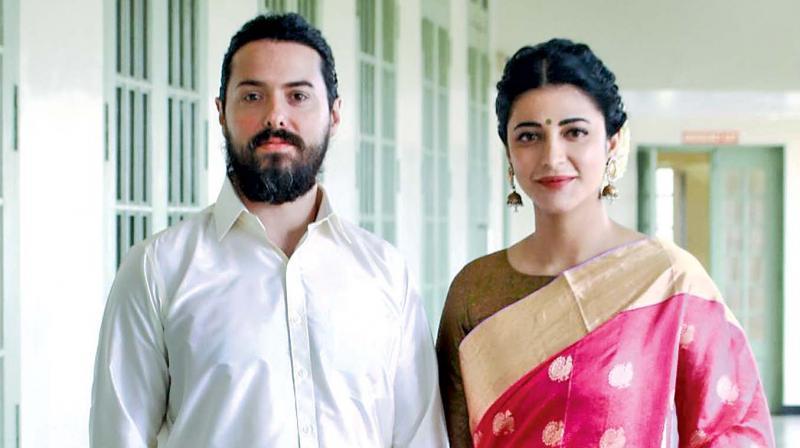 Shruti Haasan and Michael Corsale break up