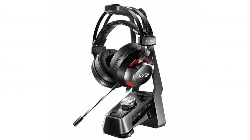 The company asserts that gamers can swing into action with game-augmenting audio thanks to the comfortable fidelity of the EMIX H30 and immense power of the SOLOX F30.