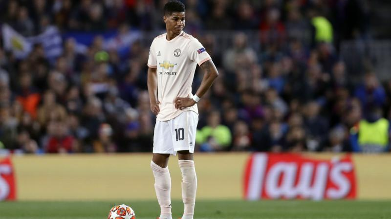 Rashford has managed to score 13 goals and 6 assists this season, and is certainly will be a part of the rebuild which Solskjaer will be aiming for. (Photo: AP)