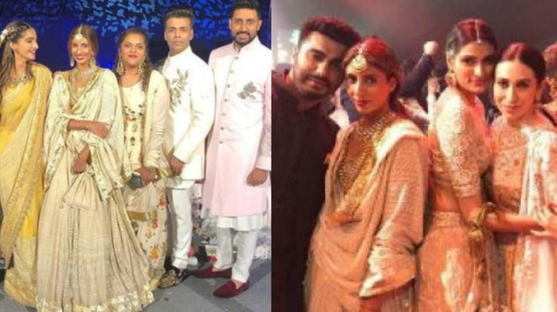 When exes Abhishek, Karisma attended the same wedding