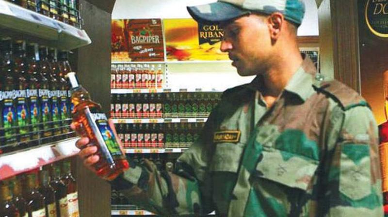 The CSD of the Army is responsible for providing quality consumer goods, including liquor, at rates cheaper than the market rates to the armed forces personnel and defence civilians.