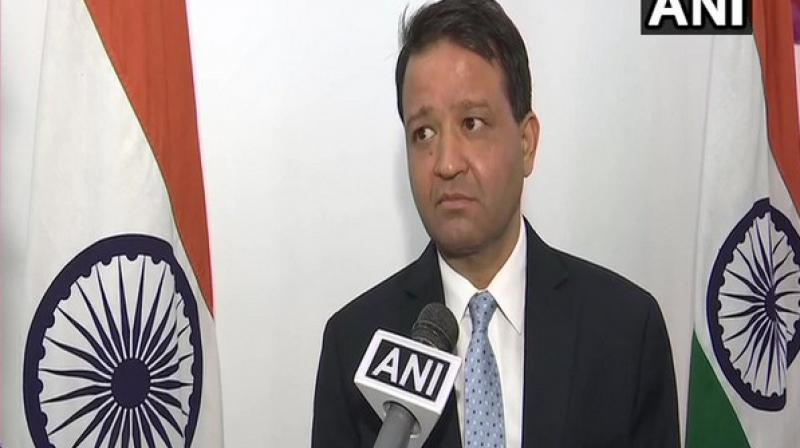 Indian Ambassador to Kyrgyzstan Alok Dimri said that bilateral relations between India and Kyrgyzstan have become stronger since 2015 after Modi's historic visit to Central Asia. (Photo: ANI)