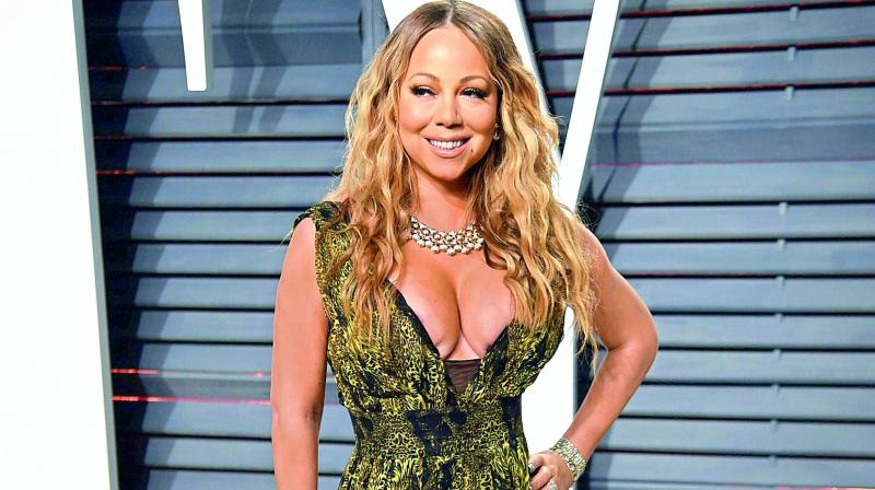Mariah Carey Shares Mental Health Struggles for the First Time
