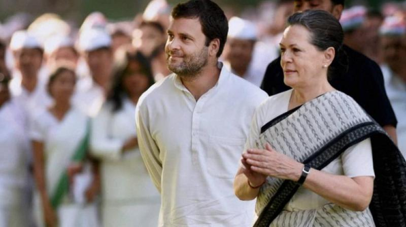 With Rahul Gandhi's imminent elevation as president of the Indian National Congress, India's grand old party is all set to write a new chapter, whose content is yet unknown.