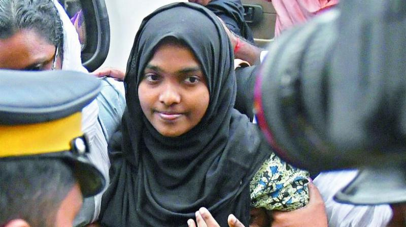The lawyers defending the right of the couple claim that it was a victory of sorts since that day all they wanted was to secure Hadiya's freedom to end her house arrest in her parental home.
