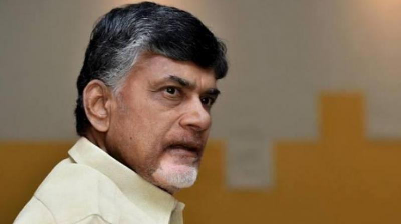 Naidu and others, then in the opposition in the united Andhra Pradesh, had been arrested and lodged in a jail in Pune in connection with the agitation staged by them near the Babli project site in Maharashtra, opposing it on ground that it would affect the people downstream. (Photo: File)