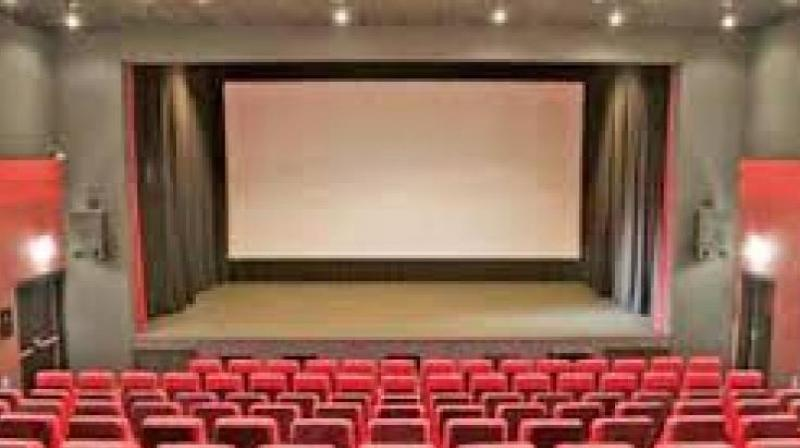 The single screen theatre is one of the few recreational places for people in this part of the city and has managed to withstand the changing times (Representational Image)