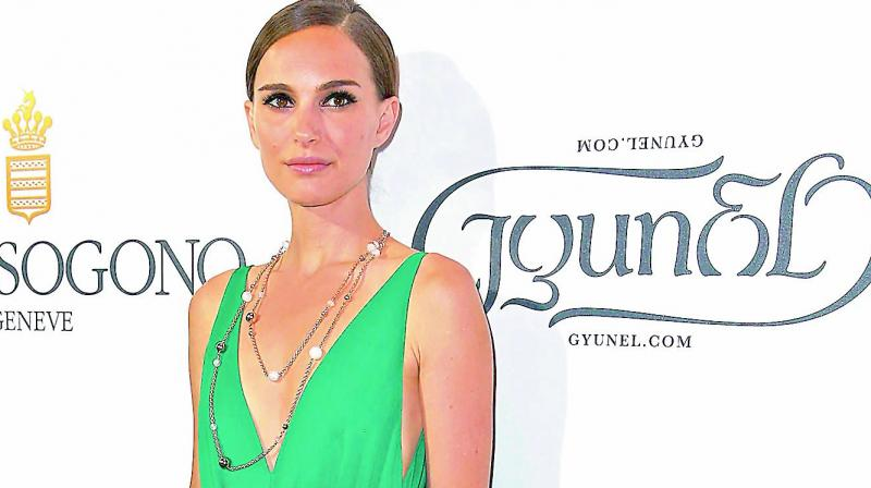 Natalie Portman says Benjamin Netanyahu the reason she skipped Israel ceremony