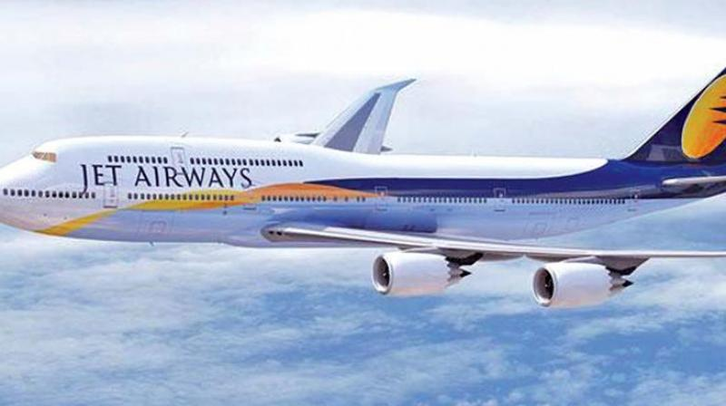 Jet Airways has a debt of over Rs 8,000 crore and needs to make repayments of up to Rs 1,700 crore by the end of March.