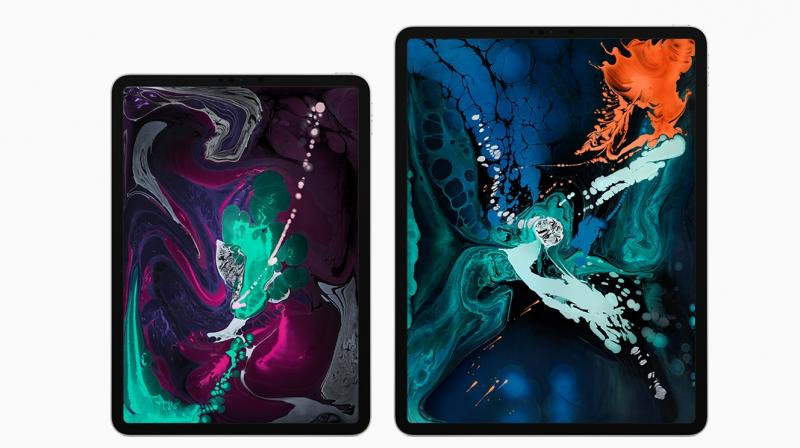 Apple introduces the new iPad Pro with all-screen design and next-generation performance.