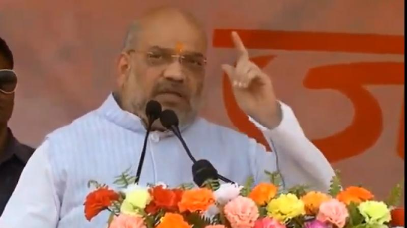 Mocking the proposed meeting of opposition leaders and the move by some regional parties like TRS to form a federal front, Shah said such meetings do not affect the BJP whose seats, he added, are not going to come down. (Photo: File)