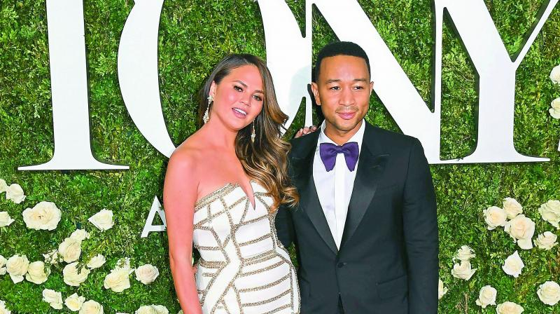 Chrissy Teigen's flight to Tokyo had to be diverted back to Los Angeles after spending four hours in the air, when a passenger realised they were on the wrong flight! (Photo: Dc)