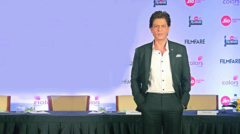 Shah Rukh Khan gets candid about the Rakesh Sharma biopic!