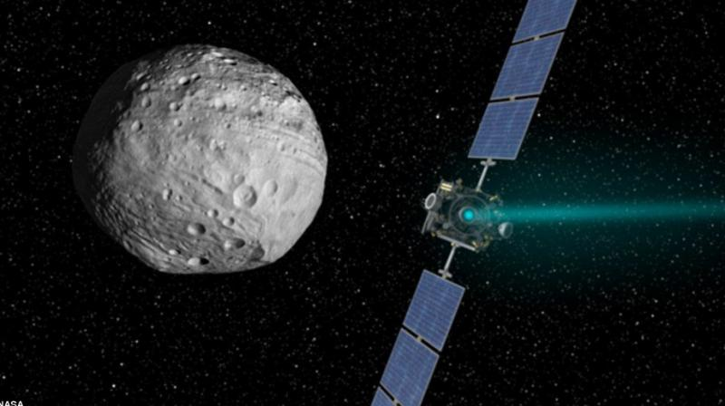 In June, it reached its lowest orbit yet, skimming the surface from just 22 miles (35 kilometres) up. (Photo: NASA)